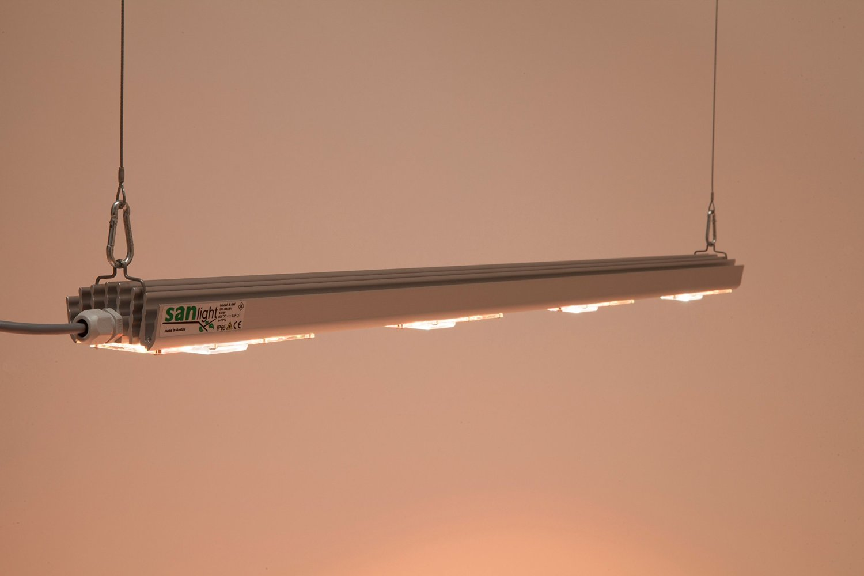 sanlight s4w pflanzenlampe 140 watt led modul modular. Black Bedroom Furniture Sets. Home Design Ideas